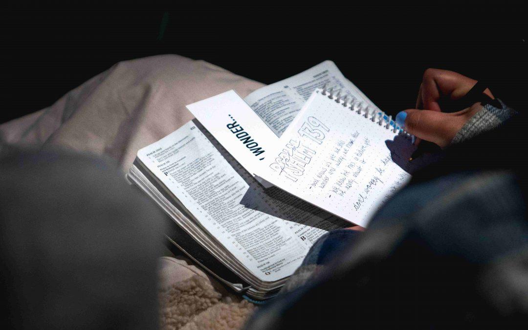 Sunday Sermon Rev. Geza – March 29th 2020